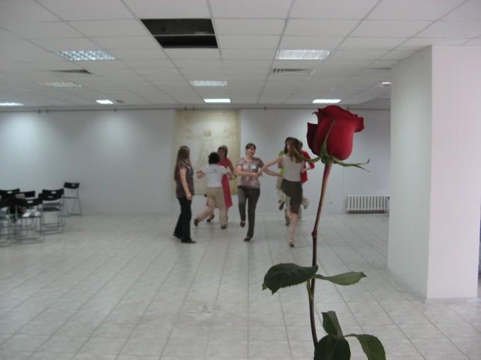 """Мастер-класс """"Искусство жеста"""""""