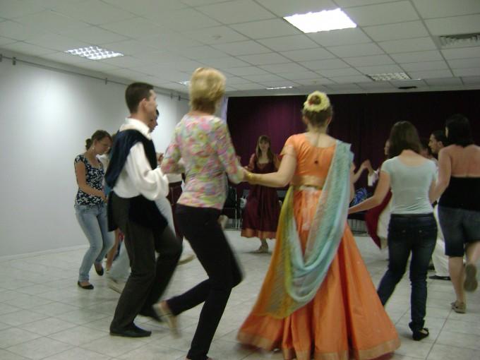 Каталонский танец