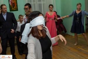 Котильон, танец-игра