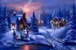 Рождественский фестиваль в Ижевске 2012