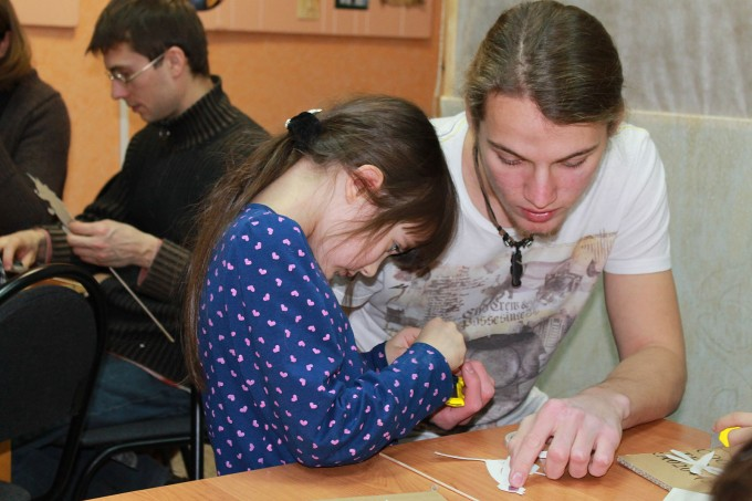 """Теневой театр для детей и родителей в """"Новом Акрополе"""""""